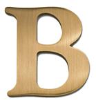 Cast Bronze Letters