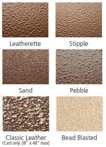 Custom Plaque Textures