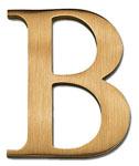Bronze Letters